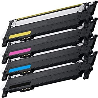 EliveBuyIND® 406 Value Pack Compatible Laser Toner Cartridge Use for SAMSUNG LaserJet CLP-365,CLP-365W,CLX-3305FN CLX-3305FW, CLX-3305W, Xpress C410W, Xpress C460FW, Xpress C460W Printer Series