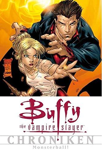 Buffy The Vampire Slyer, Chroniken, Bd. 8: Monsterball!