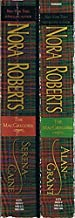 Nora Roberts - The MacGregors Series, 7 Books / 11 Stories: Serena Caine (Playing the Odds/Tempting Fate) / Alan Grant (Al...
