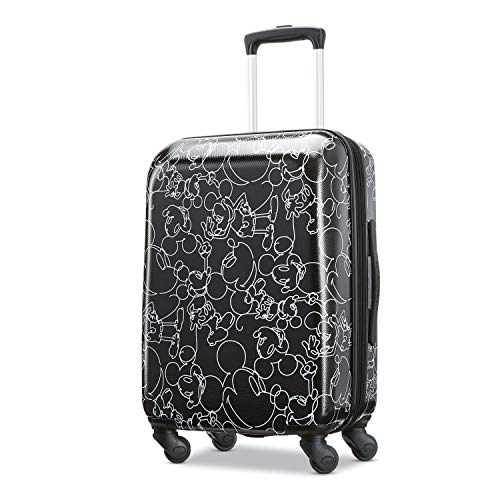American Tourister Kids' 21 Inch, Mickey Mouse Scribber Multi-Face
