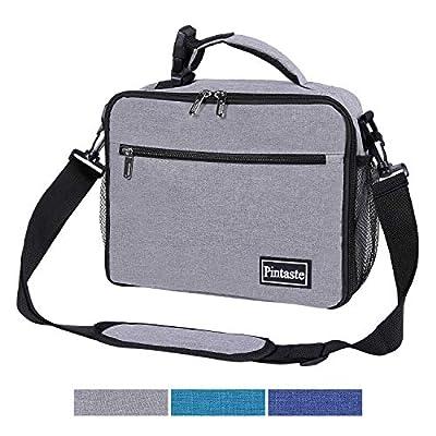 Insulated Lunch Bag for Kids Men Women, Reusabl...