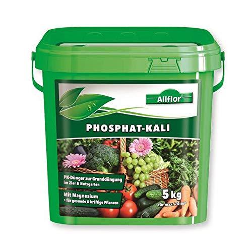Allflor Phosphat-Kali/ThomasKali Thomasphosphat - 5 Kg fur 70 m²