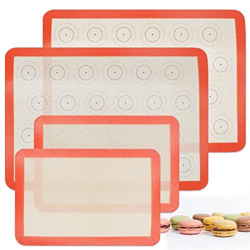 Silicone Baking Mat Set of 4