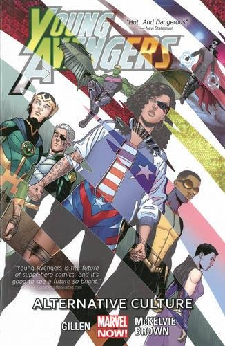 young avengers vol 1 - 5