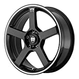 Motegi Racing MR116 Wheel with Gloss Black Finish (18x8