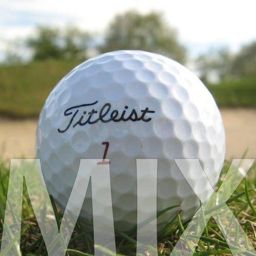 Bolas Golf Recuperadas 100 Marca Titleist