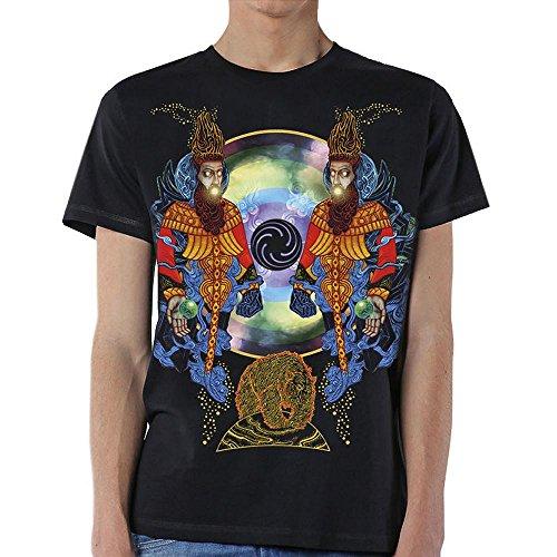 T-Shirt # S Black Unisex # Crack the Skye