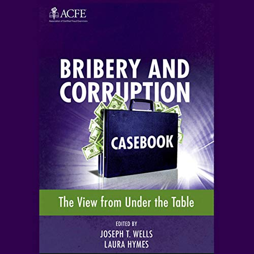 Bribery and Corruption Casebook audiobook cover art