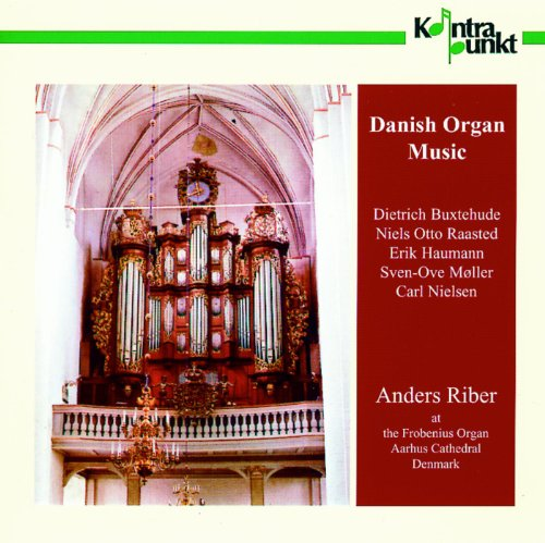 Various: Danish Organ Music