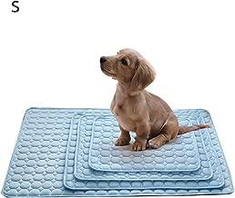 DZL Manta refrescante para perro 65*50CM Reduce la sensaci/ón t/érmica corporal Manta enfriador para mascotas