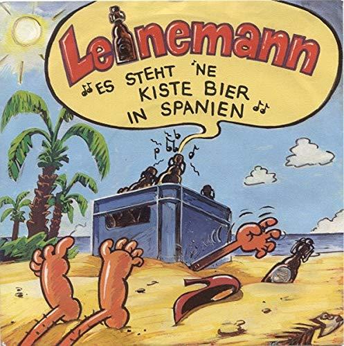Es Stehtm 'Ne Kiste Bier In Spanien / Lilly Mit Den Brillies [Vinyl Single]