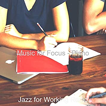Music for Focus - Piano