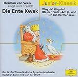 Songtexte von Herman van Veen - Die Ente Kwak