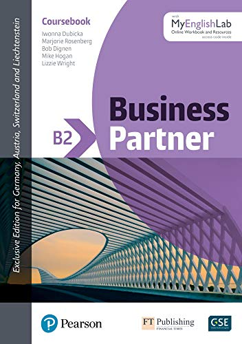 Business Partner B2 Coursebook with MyEnglishLab, Online Workbook and Resources (ELT Business & Vocational English)