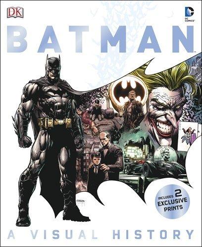Batman A Visual History (Dk Slipcase) by Matthew K. Manning (1-Oct-2014) Hardcover