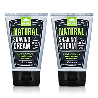 Pacific Shaving Company Natural