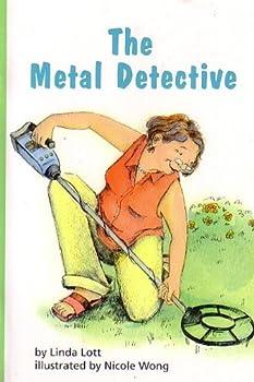 Paperback Reading 2011 Leveled Reader Grade 3. 2. 3 below-Level:the Metal Detective Book