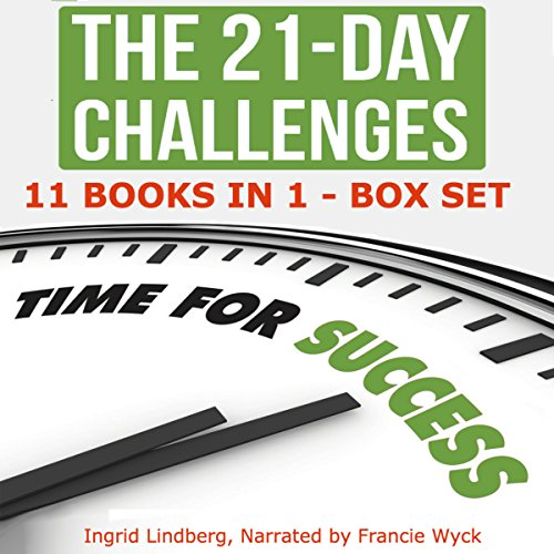 The 21-Day Challenges Box Set cover art