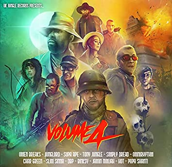 UK Jungle Records Presents: UK Jungle Volume 4