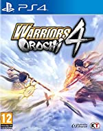 Enjoy brand new exhilarating Musou action Choose from 170 characters Heroes gather from the Dynasty Warriors and Samurai Warriors universes