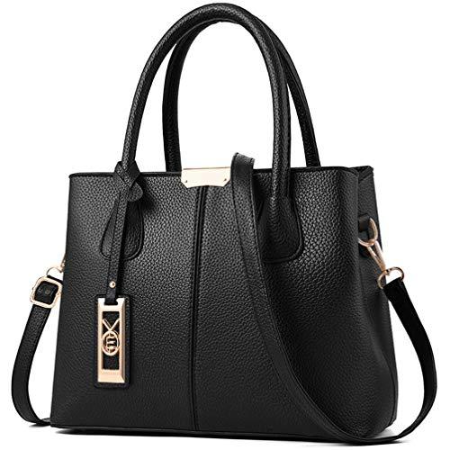 COCIFER Women Top Handle Satchel Handbags Shoulder Bag Tote Purses Messenger Bags