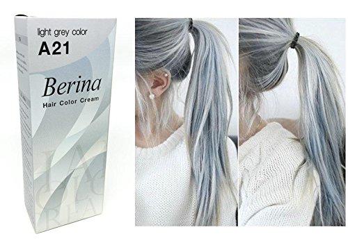Berina Light Silver Permanent Unisex