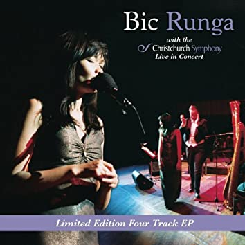 Bic Runga with the Christchurch Symphony - Live in Concert