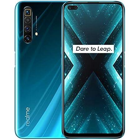 Realme X3 Super Zoom - Smartphone12GB RAM + 256GB ROM, Dual Sim, Glacier Blue (EU)