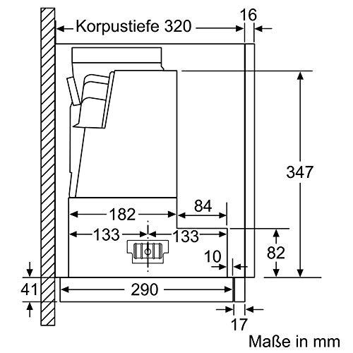 Bosch DFR067A50 Serie 4 Flachschirmhaube - 10