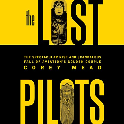 The Lost Pilots audiobook cover art