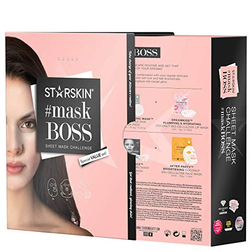 Starskin - mask BOSS - Set - Face Masks - 30ml + 2x10ml + 5ml + 45ml + 10g + 30ml