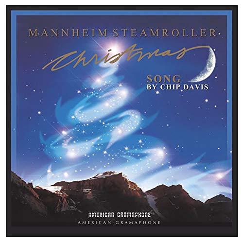Mannheim - Vaporizador de Navidad (vinilo azul)