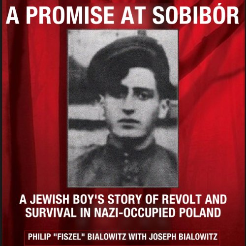 A Promise at Sobibor audiobook cover art