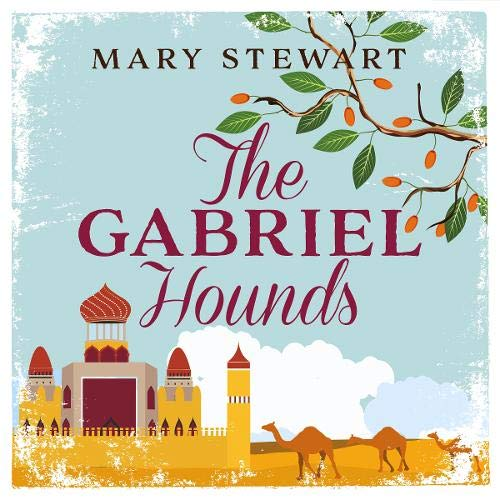 The Gabriel Hounds  By  cover art