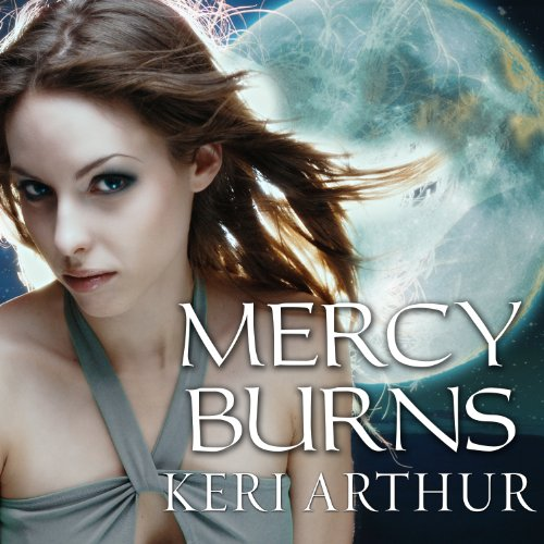 Mercy Burns audiobook cover art