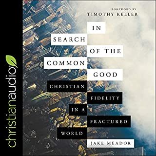 In Search of the Common Good cover art