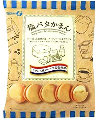 塩バタかまん 137g 1袋