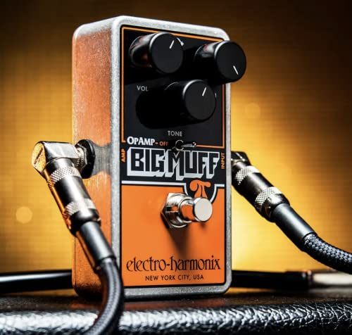 Electro-Harmonix Op-amp Big Muff Pi…