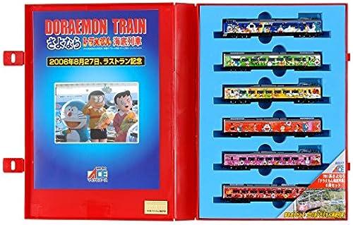 Series 781 Goodbye [Doraemon seafloor Train] (6-car Set) (Model Train)