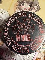ピンクパンサー バースデーウオッチ 2000ミレミアム