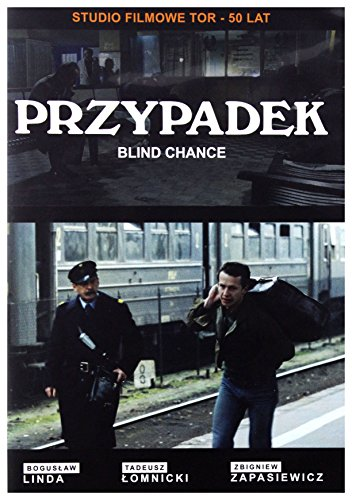 Blind Chance (Przypadek) (Digitally Restored) [DVD] [Region Free] (English subtitles)