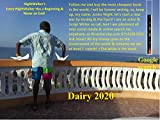NightWalker.Global Chief's Diary Actual year(2020) 2020-2027: NightWalker every NightWalker has a beginning and never & end (English Edition)