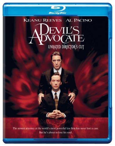 Devil's Advocate [Blu-ray] [Importado]
