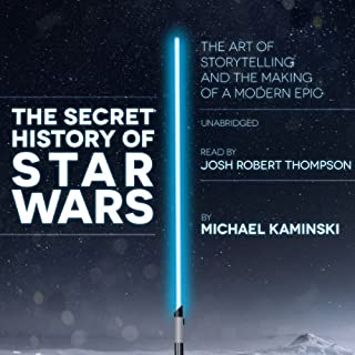 The Secret History of Star Wars audiobook cover art