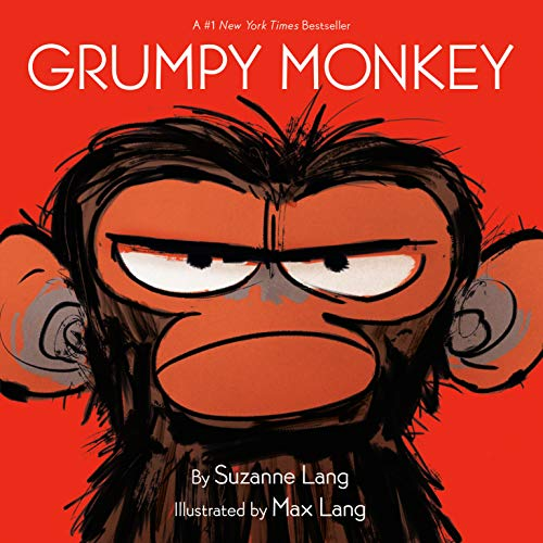 "NYT bestselling toddler book ""Grumpy Monkey"" for $6.97 at Amazon ($17.99 MSRP)"