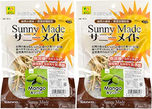 SANKO サニーメイド 青マンゴー×2袋