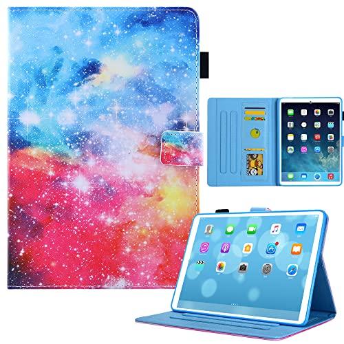 Funda Kom-Fit para iPad Mini 6, suave TPU interior pintado de cuero delgado y elegante, función atril para iPad Mini 6 2021 (8.3 pulgadas), modelo 6