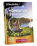 WONDERBOX Caja Regalo para mamá -Momentos COMPARTIDOS- 1.100 Actividades para Dos Personas