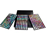 Eyeshadow Palette,Youngman Professional 252 Colors Makeup Kit with Case