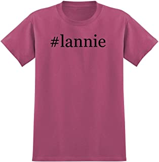 Harding Industries #Lannie - Hashtag Men's Graphic T-Shirt